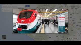 Отдых в Италии: аэропорт Fiumicino, проезд в Рим(, 2015-07-18T14:09:40.000Z)