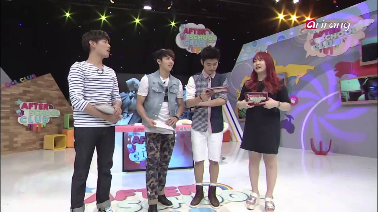 After School Club - Ep96C01 ASC After Show opening with Rome and Kang-Jun After Show openi