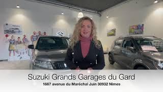 Les voyants SUZUKi Épisode 1 : L'airbag passager : Les tutos des Grands garages du Gard
