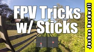 Gangsterer Than Me | FPV FREESTYLE WITH STICKS OVERLAY