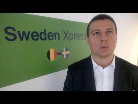 Launch Sweden Xpress