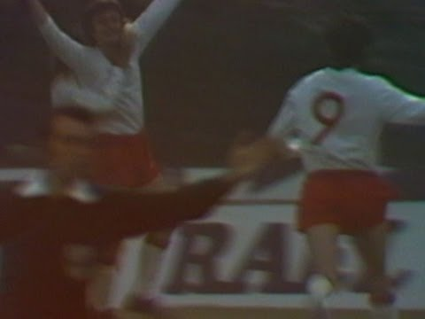 Polska - Anglia 1973 (2:0) / Poland - England 1973 (2:0) - Biało-czerwone jedenastki (HD)
