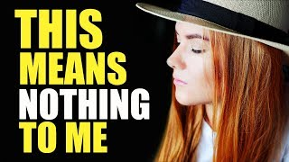 This Means Nothing To Me | Kate-Margret