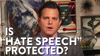 """Ann Coulter's """"Hate Speech"""" IS Protected by the First Amendment"""