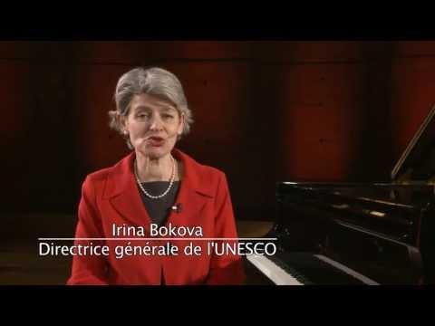 """Irina Bokova: """"le Jazz est une musique qui nous rassemble"""""""
