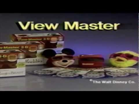 Comercial View Master, 90´s