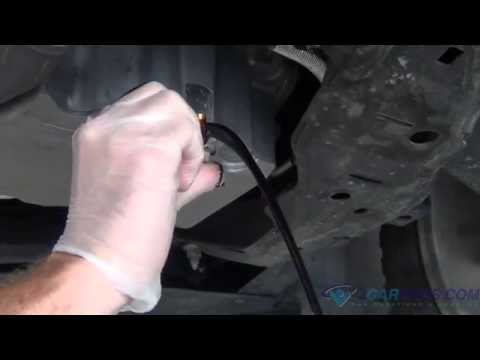 Oil Change & Filter Replacement Ford Edge 2011-2014