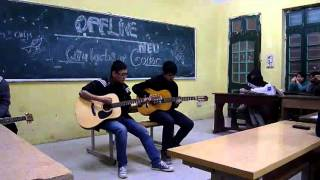 Hòa tấu Anh thùy chi Haketu Guitar NEU.mp4