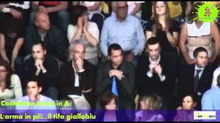 23-05-2012: L'arma in più di Castellana..il tifo gialloblu