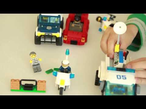 Лего сити полиция -  Полицейский Участок