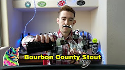 Goose Island Bourbon County Stout Review