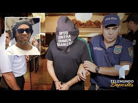 Quién los pidió y cómo llegaron los pasaportes falsos a Ronaldinho   Telemundo Deportes