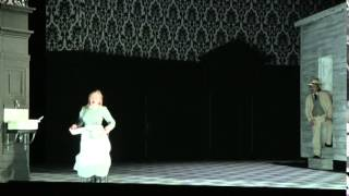 DIE DIEBISCHE ELSTER Oper Frankfurt