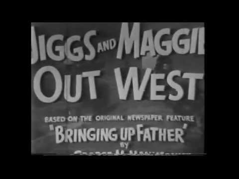 Jiggs & Maggie Out West (1950)