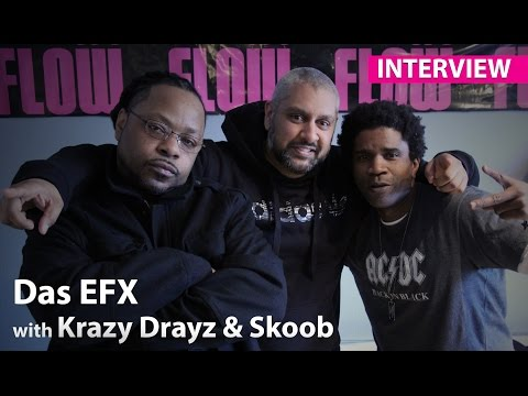 Das EFX - FLOW 93-5 Interview