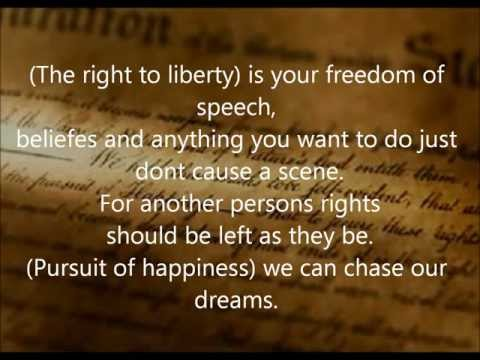 the Declaration of Independence Rap - YouTube