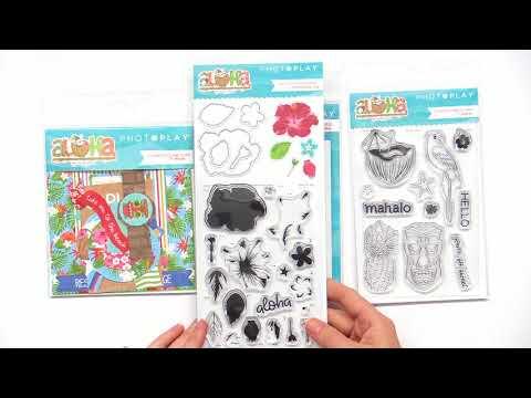 Aloha Collection | Photo Play Paper