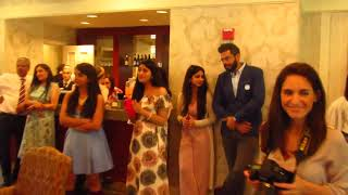 Baby Shower Party With Fun Games At Ina Bansal Chicago