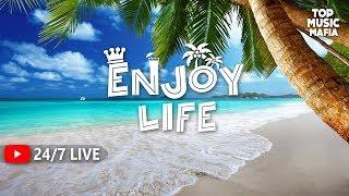 TopMusicMafia Radio • 24/7 Music Live Stream | Tropical House Deep  & House | Chill Music, Relax EDM