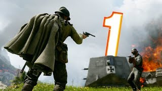 WHEN NOOBS PLAY BATTLEFIELD 1 - WORST AIM MOMENTS
