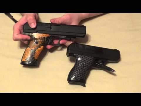 Textured Hi Point Pistol Grips: Lipstick on a Pig?? Perhaps Not