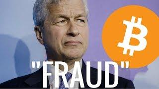 JPMorgan Is Now Bullish On Bitcoin? LOL