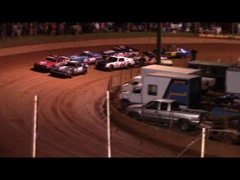 Winder Barrow Speedway Stock Eight Cylinders 4/2/16