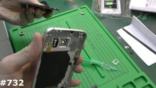 Как разобрать Samsung Galaxy S6 SM-G920F