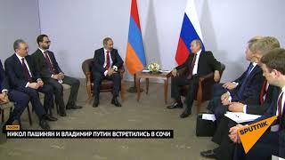 видео Путин поздравил главу Египта с вступлением в должность
