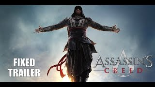 Assassin's Creed Alternative Movie trailer. [Fixed Music | AC Revelations]