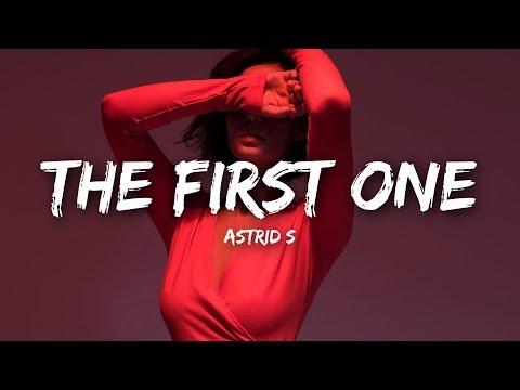 Astrid S - The First One (Lyrics)