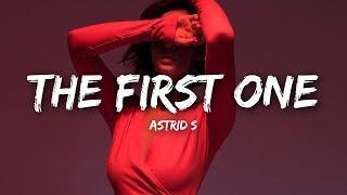 Astrid S - The First One (Lyrics)