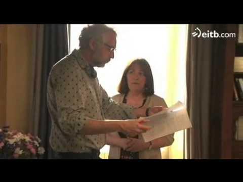 Carmen Maura aktorearekin izan da ETB