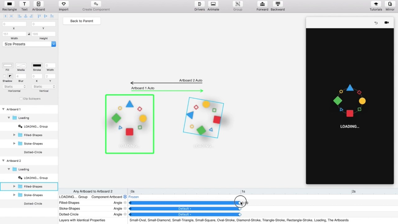 A practical Guide to UI Animation with Principle app for Mac  | Toptal