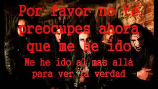 Cradle of Filth Hallowed Be Thy Name Español