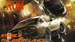 Need for Speed The Run (PS3) - Stage 8 [The Great Lakes]