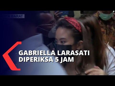 Pesinetron Gabriella Larasati Dicecar 31 Pertanyaan Soal Video Pribadi