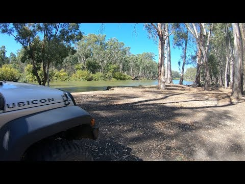 Barmah National Park - A Long Weekend Of Camping, Fishing And Touring