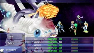 Final Fantasy IV The After Years (PC) Final Boss