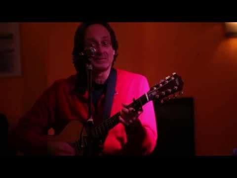 "Roy Howard ""Ride Those Waves"" at the Path Cafe December 2014"