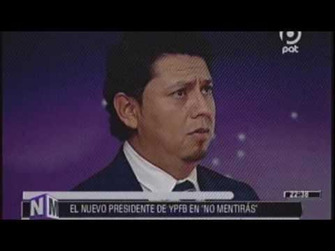 Todo sobre Óscar Barriga  el nuevo presidente de YPFB
