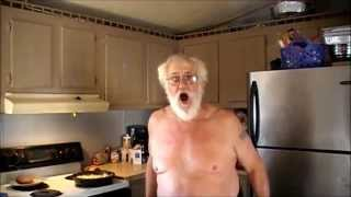 Epic Grandpa: Angry Grandpa Hates Getting Ready For Thanksgiving with HG Wells Things To Come Music