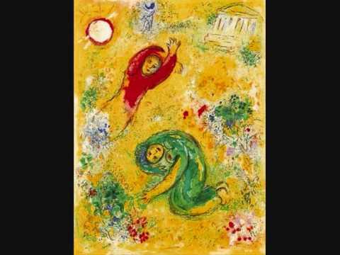 O Mundo Mágico de Marc Chagall