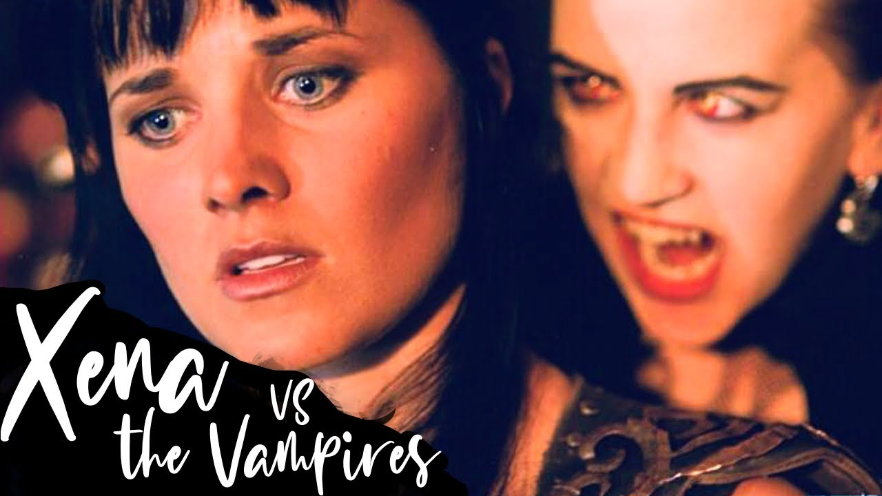 Download Xena vs the Vampires     Warrior Princess Playback