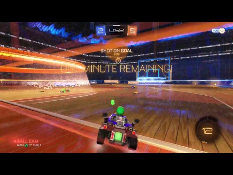 Rocket League - America's Greatest Pastime