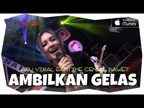 Nella Kharisma - Ambilkan Gelas 🍻 ( Official Music Video ANEKA SAFARI )