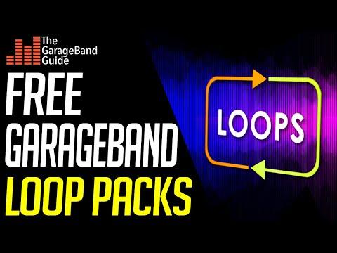 Free GarageBand Loops - thegaragebandguide com