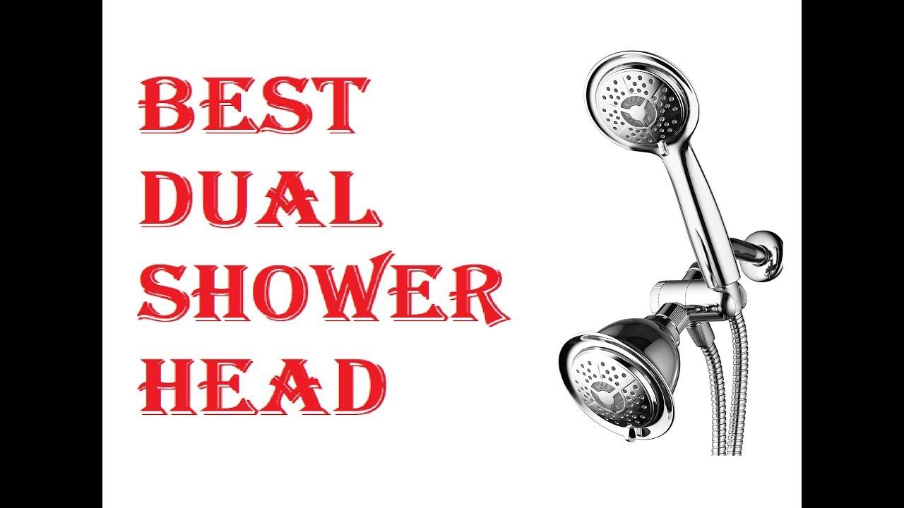 Best Dual Shower Head 2018 - YouTube