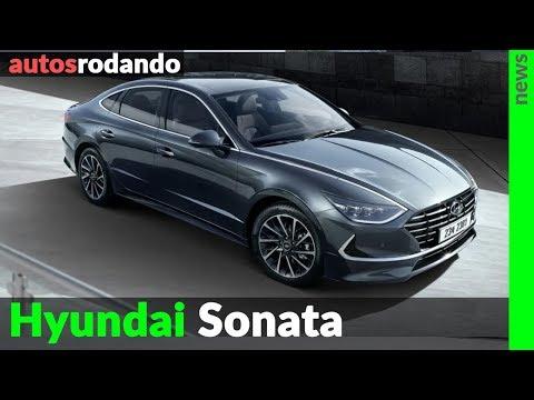 HYUNDAI SONATA 2020 | Parece más un Coupe Aleman o Ingles