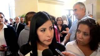 Preparada para trabajar por Matamoros: Leticia Salazar